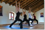 Yoga training Spain