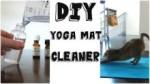 DIY Yoga Mat Cleaner
